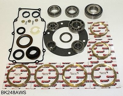 Ford F150 M5R2 5 Speed Transmission Rebuild Kit - BK248AWS (Transmission Rebuild Kit Ford compare prices)