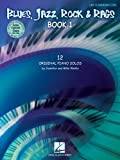 img - for Blues, Jazz, Rock & Rags - Book 1: National Federation of Music Clubs 2014-2016 Selection Late Elementary Level book / textbook / text book