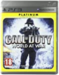 Call of Duty World at War Platinum