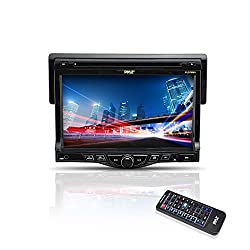 See Pyle PLD75MU 7-Inch Touch Screen Receiver Head-Unit with CD/DVD Player and USB/SD Card Readers Details