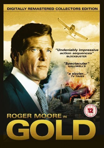 Gold (1974) ( The Great Gold Conspiracy ) [ NON-USA FORMAT, PAL, Reg.0 Import - United Kingdom ] by Roger Moore