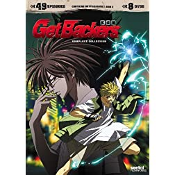 Get Backers Complete Collection