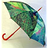 """Field of Poppies"" by Van Gogh Full Size Automatic Stick Art Umbrella, Great Gift Idea ~ Fine Art Umbrellas"