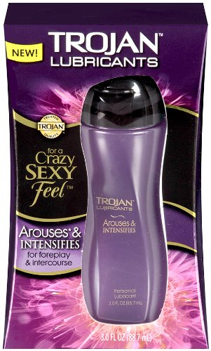 For Sale! Trojan Arouses and Intensifies Lubricant, 3 Ounce