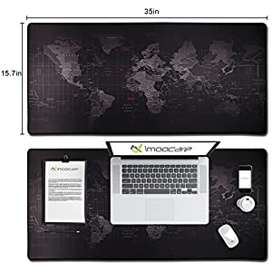 Map mouse pad extended xxl gaming world map mouse padextended desk map mouse pad extended xxl gaming world map mouse padextended desk pad 354 gumiabroncs Image collections