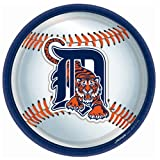 Detroit Tigers Baseball - Round Dinner Plates Party Accessory at Amazon.com
