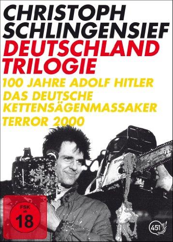 Christoph Schlingensief - Deutschland Trilogie (4 DVDs)