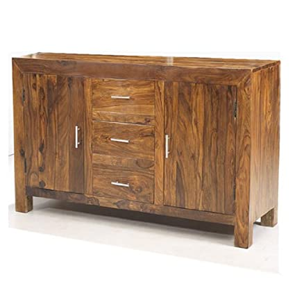Cuba Sheesham Large Sideboard - Furniture