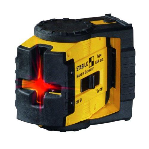 17283 Kreuzlinien-Laser Lax 200 Komplett Set