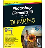 img - for Photoshop Elements 10 All-in-One For Dummies (For Dummies (Computers)) (Paperback) - Common book / textbook / text book