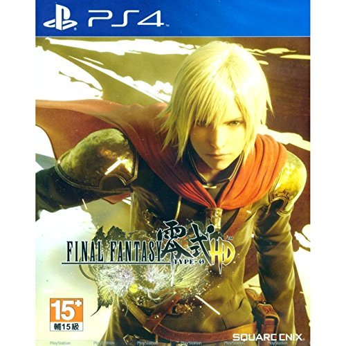 FINAL FANTASY TYPE-0 HD (CHINESE & KOREAN SUBS) PS4 Game by Square Enix (Ps4 Final Fantasy Type 0 Console compare prices)