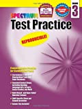 img - for Spectrum Test Practice, Grade 3 book / textbook / text book