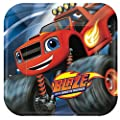 Blaze and the Monster Machines Deluxe Party Supply Pack for 16 Guests.