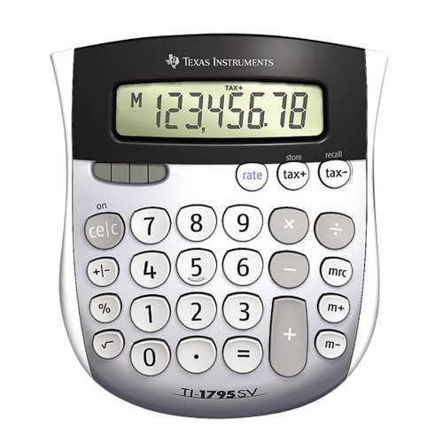 Texas Instruments TI1795SV Solar Calculator