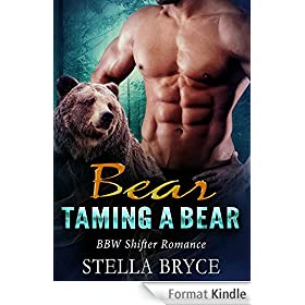 Taming a Bear: BBW Shifter Romance (Red Moon Seduction Book 1) (English Edition)
