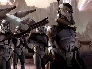 DJ0346 Clone Troopers Star Wars Art 32x24 Print POSTER