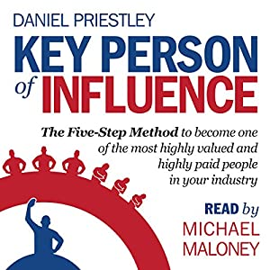 Key Person of Influence Hörbuch