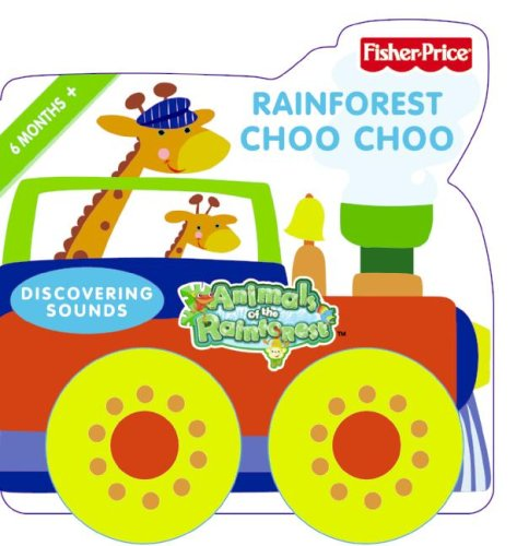 Fisher-Price: Rainforest Choo Choo: Discovering Sounds front-329562