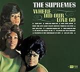 echange, troc The Supremes - Where Did Our Love Go