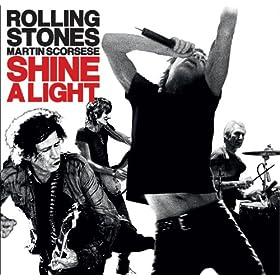Shine A Light (US 17 Tracks CD)