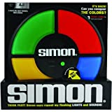 Simon Game - Basic Fun SIMON The Electronic Memory Retro Game w/ Touch Technology 1897