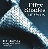 Fifty Shades of Grey by James, E L (2012) Audio CD