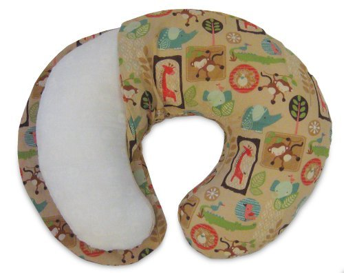 Boppy Cotton Slipcover, Jungle Patch Color: Jungle Patch Newborn, Kid, Child, Childern, Infant, Baby back-581989