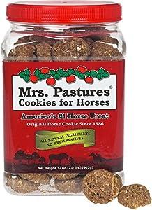 Mrs Pastures Horse Cookies 32oz