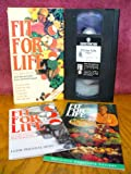 Fit For Life: The Permanent Weight Loss Plan that proves it's not what you eat, but when and how! (Based on the Book by Harvey & Marilyn Diamond) [VHS]