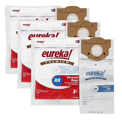 Eureka Premium RR Style Bag (9 Bags) (Eureka Upright Rr Bags compare prices)
