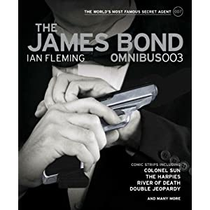 The James Bond Omnibus Volume 003
