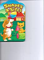Shapes & Sizes Shaped Board Book by Ryan…