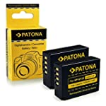 2x Batterie NP-W126 pour FujiFilm Fin...