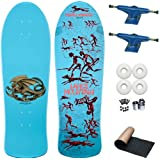 Powell Peralta Bones Brigade Blue Lance Mountain Future Primitive Re-Issue Old School... by owell Peralta