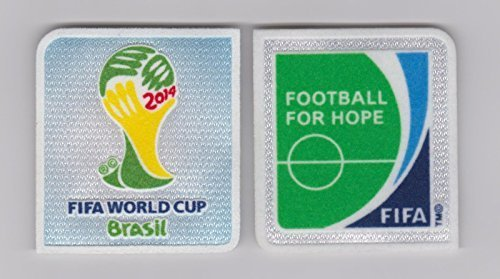 2014 Fifa World Cup Football Soccer Semifinal Champions Germany Jersey Patch (Fifa World Champions Patch compare prices)