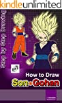 How To Draw Super Saiyan Son Gohan: S...