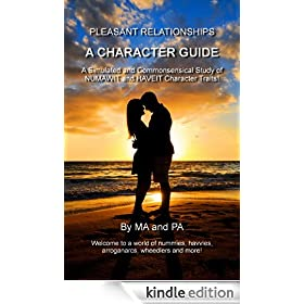 A Character Guide (Pleasant Relationships Book 1)