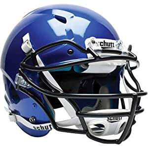 Buy Schutt Sports Vengeance DCT Varsity Football Helmet, Medium, White by Schutt