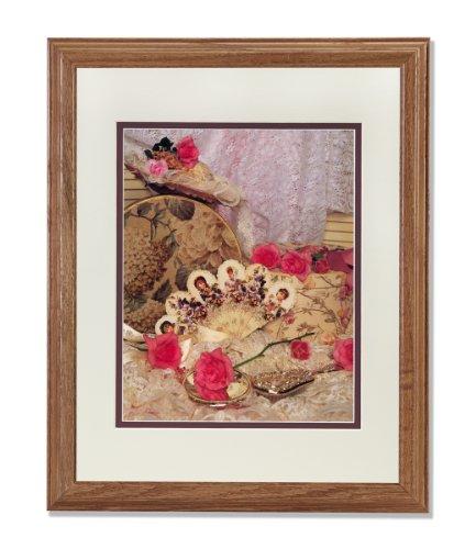 Oak Bedroom Vanity front-1078783