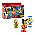 Official Disney Mickey Mouse Clubhouse Pluto, Mickey & Donald Toy Poppers