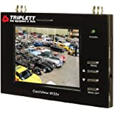 Triplett 8055 CamView W35v 3.5-inch Color Wrist Mount LCD CCTV Video Audio Security Surveillance Camera Tester with 12 Volt Output