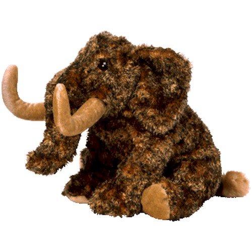 TY Beanie Buddy - GIGANTO the Mammoth - 1
