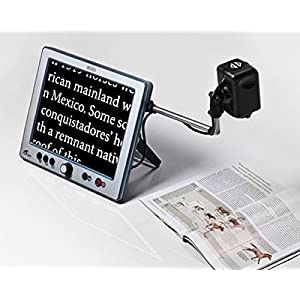 Liberty Scholar 2 - 12 Inch LCD Auto Focus Desktop Video Magnifier
