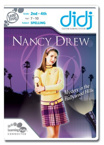 Valuable Nancy Drew The Mystery In The Holly By Leapfrog Enterprises - 1