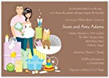 Baby Shower Gifts Couple Baby Shower Invitations -...