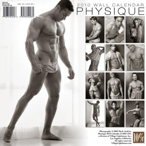 Physique 2010 Calendar