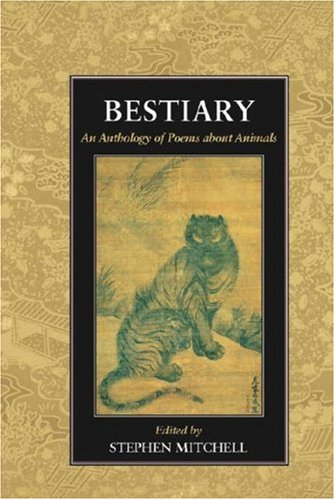 Bestiary: An Anthology of Poems about AnimalsFrom Brand: Frog Books