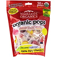 YumEarth Organic Lollipops Bag
