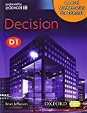 A Level Mathematics for Edexcel: Decision D1 (Oxbox)