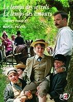 Le temps des secrets / Le temps des amours - Coffret 2 DVD
